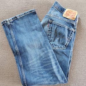 Mens Levi's 569 Jeans